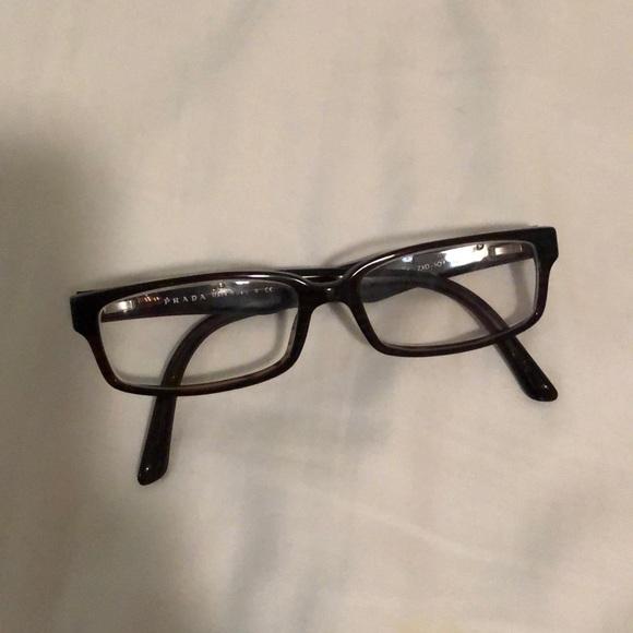 d77f10d339fc Prada eyeglasses. M 5b26f576c61777ae058ba644. Other Accessories ...